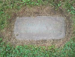 Herbert Rockwood Daniel Dixon