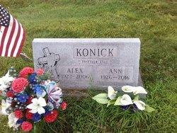 Ann Tomcho Konick (1926-2016) - Find A Grave Memorial
