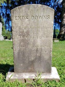 PVT Enos Downs