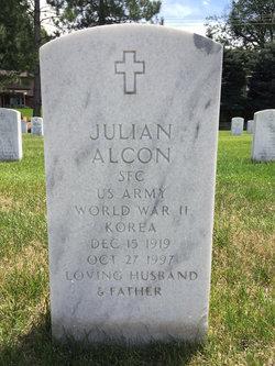 "Julian ""Al"" Alcon"