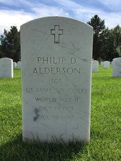 Philip Drysdale Alderson