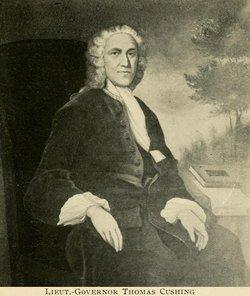 Thomas Cushing