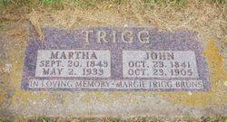 Martha <I>Reeves</I> Trigg
