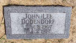 John Lee Dodendorf