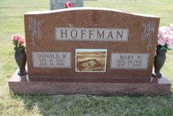 Mary N. <I>Keller</I> Hoffman