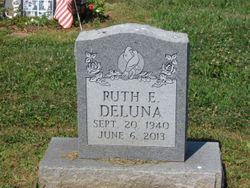Ruth E. <I>Darling</I> Deluna