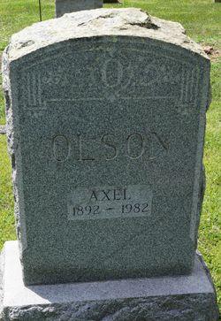 Axel Olson