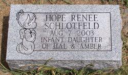 Hope Renee Schlotfeld