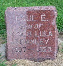 Paul E Townley