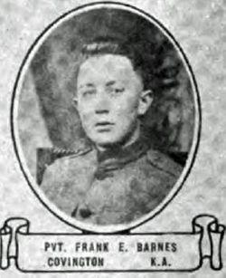 Frank Eckler Barnes