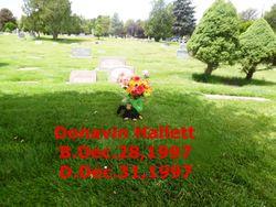 Donavin Hallett