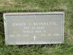 Jimmie L Beverette