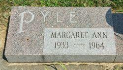 Margaret Ann <I>Kotz</I> Pyle