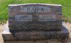 Gertie <I>Vanderkolk</I> Papa