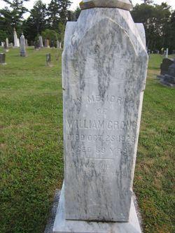 William Grono