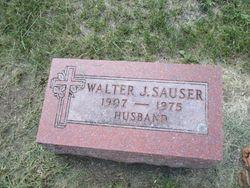 Walter J Sauser