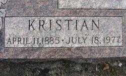 """Kristian """"Chris"""" Evensen"""