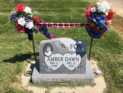 Amber Dawn Foy