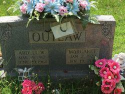 Margaret Ethel <I>Baggett</I> Outlaw