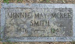Minnie May <I>McKee</I> Smith