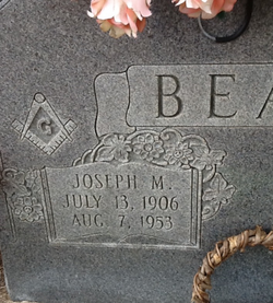 Joseph Matthew Beaty