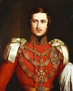 Prince Albert of Saxe-Coburg and Gotha