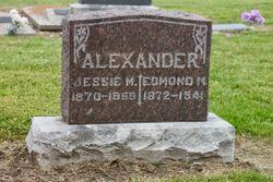 Jessie McKenzie <I>Stratton</I> Alexander