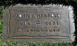 John Edward Herbold