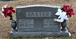 Houston Baxter