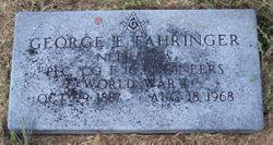 George E Fahringer
