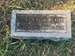 Iva <I>Hoover</I> Post