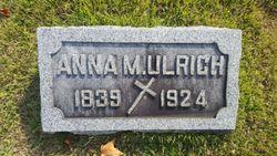 Anna M. <I>Marchino</I> Ulrich