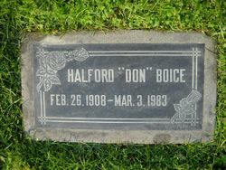 Halford Don Boice