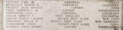 Capt Jack Arnold Nichols