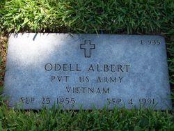 Odell Albert