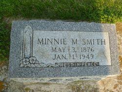 Minnie M Smith