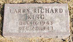 Larry Richard King