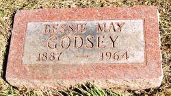 Bessie May <I>Owens</I> Godsey