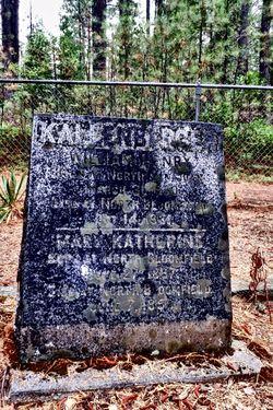 """Mary Katherine """"Kate"""" <I>Skidmore</I> Kallenberger"""