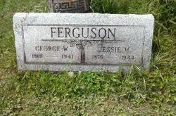 George W Ferguson