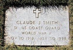 Claude J Smith