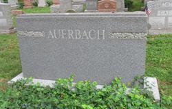 Helen <I>Hess</I> Auerbach