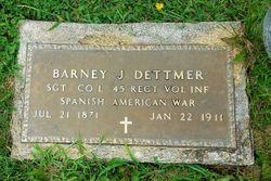 Barney J Dettmer