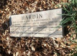 Isaac Hardin, Jr
