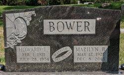Marilyn Betty <I>Westbo</I> Bower