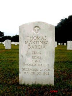 Thomas Martinez Garcia