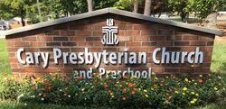 Cary Presbyterian Church Columbarium