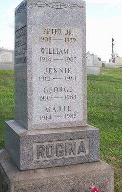 William J Rogina