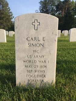 Carl E Simon