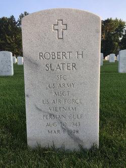 Robert H Slater